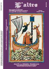L'Altro, Anno XV, n. 3 Settembre-Dicembre 2012