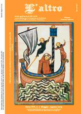 L'Altro, Anno XVI, n. 2 Maggio-Agosto 2013