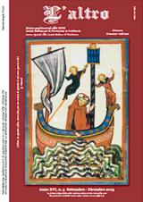 L'Altro, Anno XVI, n. 3 Settembre-Dicembre 2013