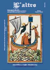 L'Altro, Anno XVIII, n. 2 Luglio-Dicembre 2015