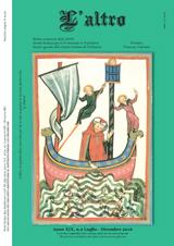 L'Altro, Anno XIX, n. 2 Luglio-Dicembre 2016