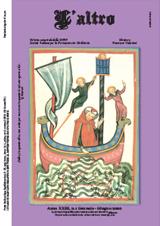 L'Altro, Anno XXIII, n. 1 Gennaio – Giugno 2020