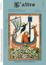 L'Altro, Anno XVII, n. 1 Gennaio-Giugno 2014
