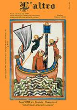 L'Altro, Anno XVIII, n. 1 Gennaio-Giugno 2015
