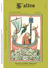 L'Altro, Anno XXI, n. 1 Gennaio-Giugno 2018