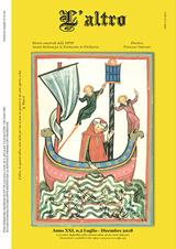 L'Altro, Anno XXI, n. 2 Luglio – Dicembre 2018