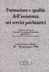 """""""Formazione e qualità dell'assistenza nei servizi psichiatrici"""""""